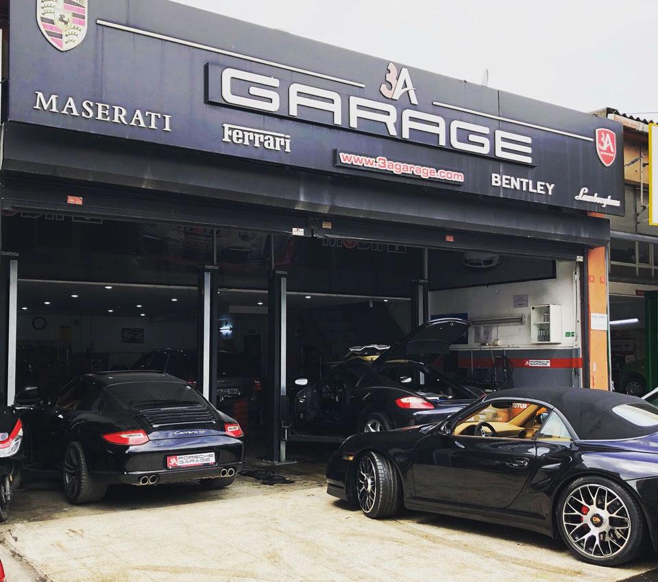 İstanbul Porsche Bakım Servis Hakkında | 3A Garage